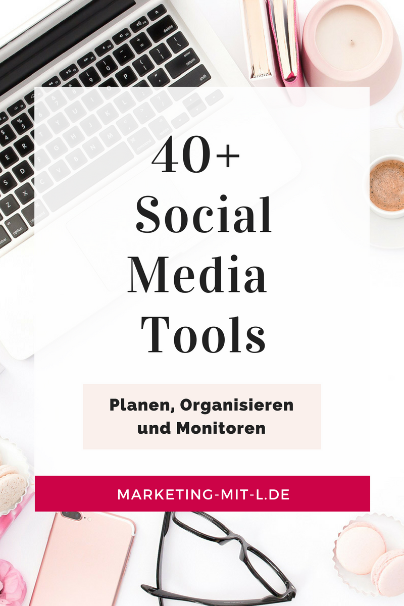 Social Media Tools Übersicht