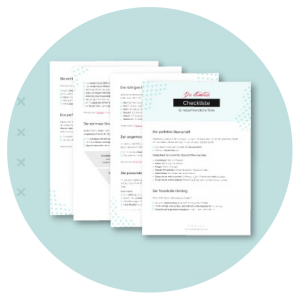 Vorschau Checkliste nutzerfreundliche Texte