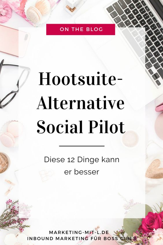 Hootsuite Alternative Social Pilot