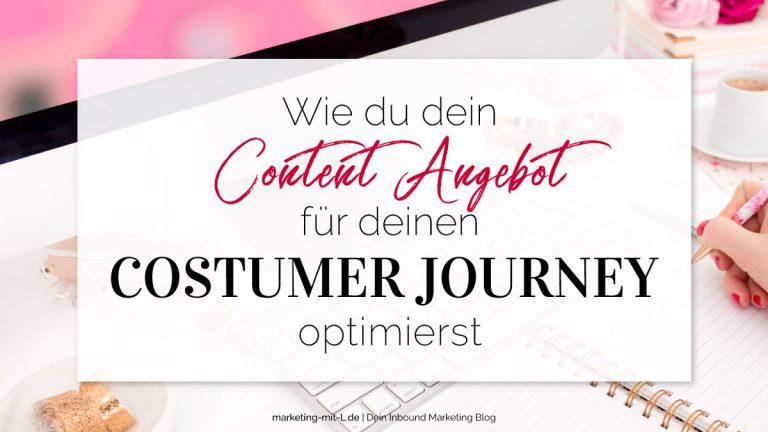 Content-an-Costumer-Journey-anpassen
