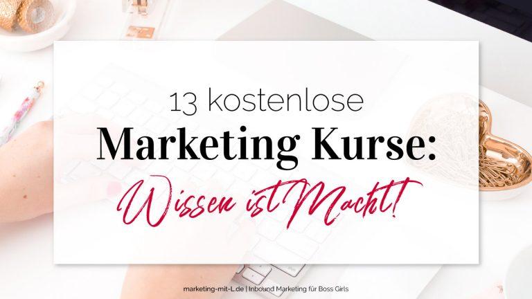 Marketing-Kurse-online-kostenlos