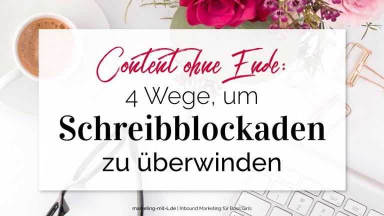 Schreibblockaden-überwinden