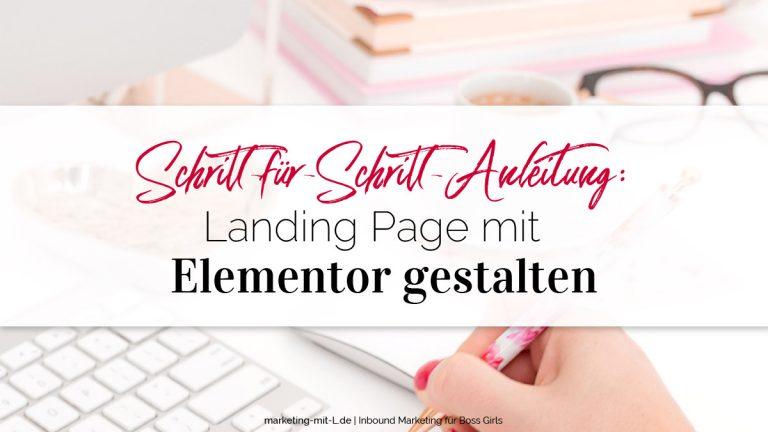 Landing-Page-mit-Elementor-gestalten