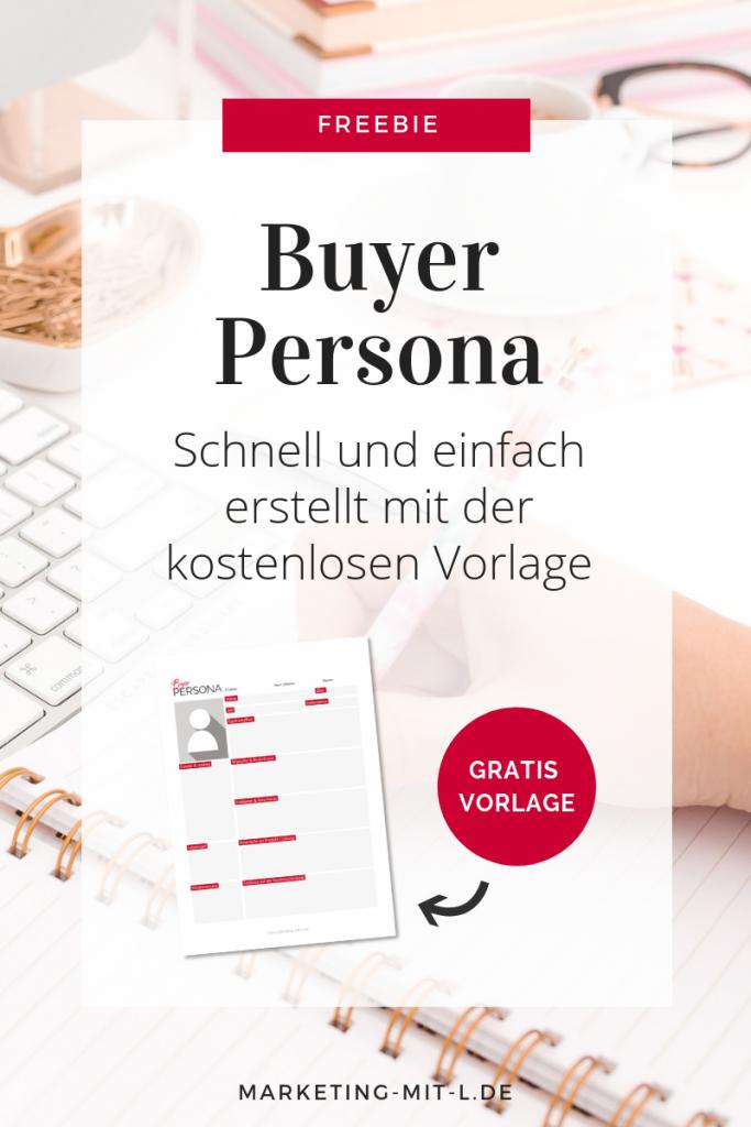 Buyer Persona Vorlage Download