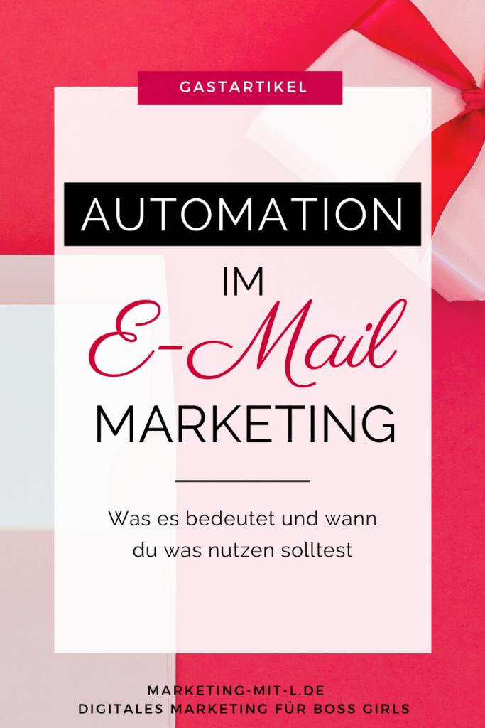 E-Mail-Automatisierung im Marketing_Titelbild